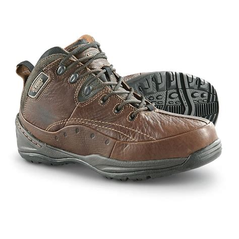 rockport work boots s rockport 174 works expedition waterproof steel