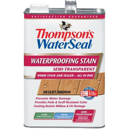 thompson  waterseal thompson desert semi trans stain