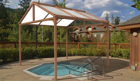 hot tub awnings hot tub canopies