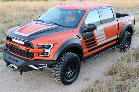 linex colors meet the line x widebody raptor 174 dramatic exterior finish