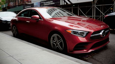 the 2019 mercedes benz cls 450 is a glorious return for