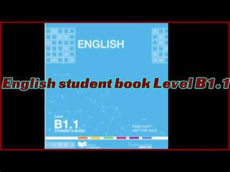 libro international english b1 students libro de ingles resuelto english student book level b1 1 docente resuelto 2017 youtube