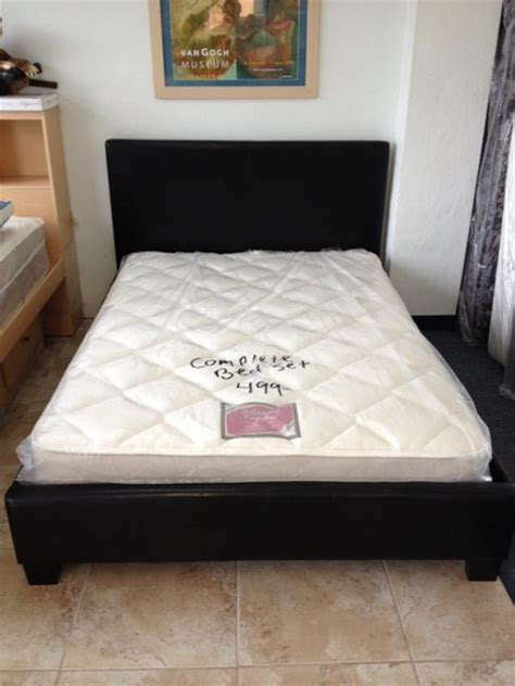 what size is a full bed call a mattress inc new full size leather style platform