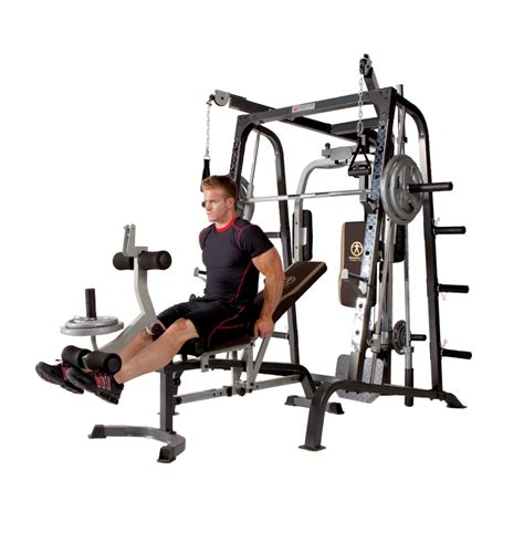 all in one workout bench marcy deluxe diamond elite smith cage workout machine
