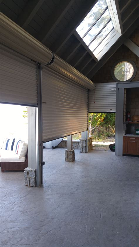 residential garage door  smart garage