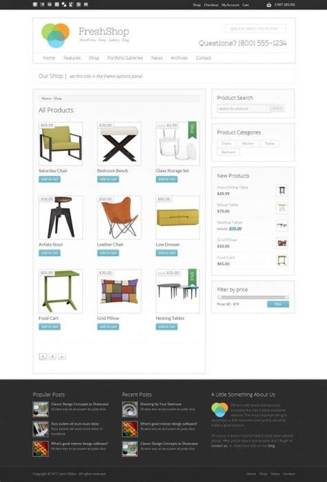 themeforest wordpress ecommerce the best wordpress ecommerce premium themes from