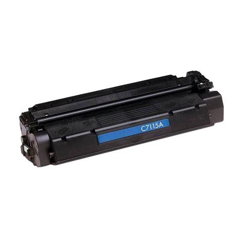 Hp Original Black Toner 15a c7115a compatible hp 15a toner
