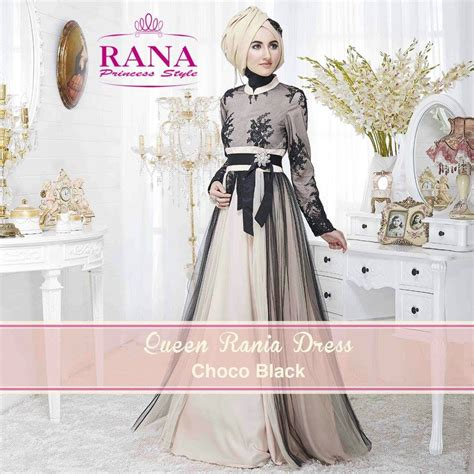 model baju bordir pesta koleksi zalora terbaru 2015 dress gamis pesta muslim model dress gamis pesta muslim