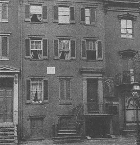 house where lincoln died the petersen house