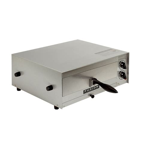 Countertop Pizza Oven by Tomlinson 1023230 Countertop Pizza Oven Single Deck 120v