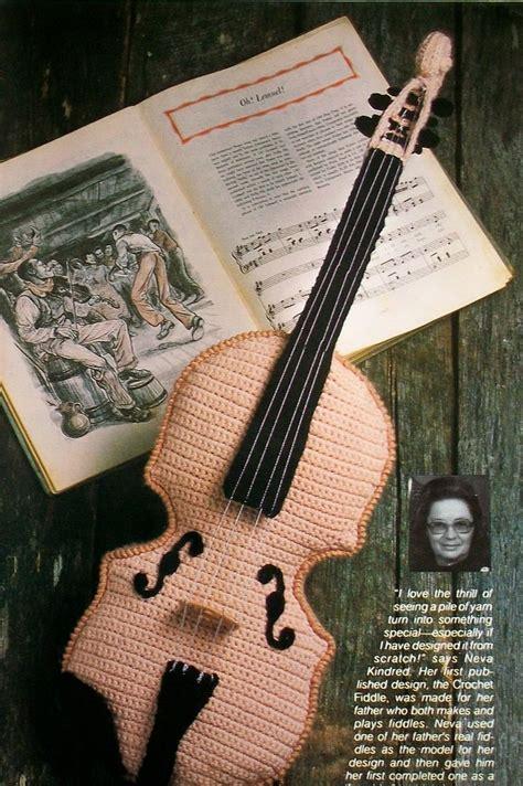 amigurumi violin pattern top 39 ideas about crochet musical instruments on