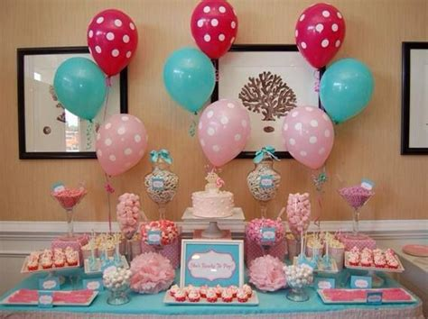 ready to pop baby shower theme decorations outstanding looked in brown wall theme combined to pink