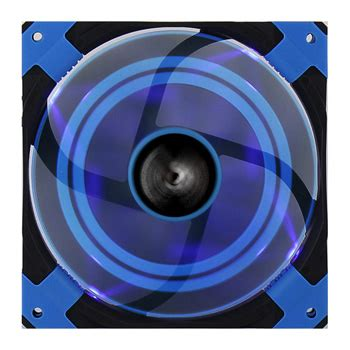 Diskon Aerocool Lightning 14cm Blue Led Fan aerocool ds edition 14cm blue led fan dual material colour fdb fan 10 8dba ln56636 en51622