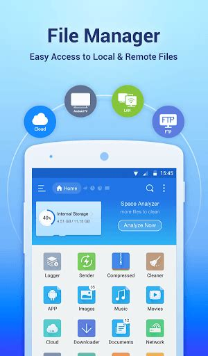 es file explorer apk for android