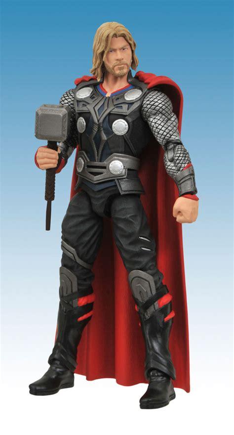 Marvel Select Thor marvel select thor and loki collectible figures revealed youbentmywookie