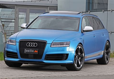 Audi Rs6 Mobile by Fostla Wraps The Mtm Audi Rs6 Avant In Awesomeness Sub5zero