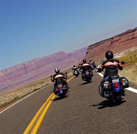 Motorrad Reisen Route 66 by Usa M 228 Nnertraum Mit Einer Harley Auf Der Route 66 Welt