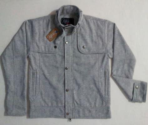 Jaket Semi Kulit Berkualitas Tinggi Menerima Preorder jaket fleece fgf jaket casual jff100 kip s style