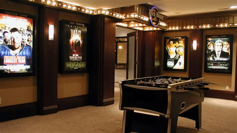 Home Theater Decorating Ideas Pictures by Sensational Home Theater Movie Replicas Decorating Ideas