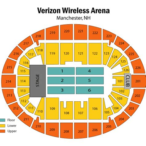 verizon arena seating view trans siberian orchestra november 24 tickets manchester