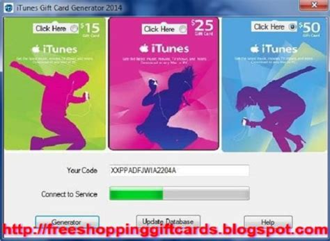 Itunes Gift Card Codes 2014 - itunes gift card generator 2014 easiest way to get free itunes gift