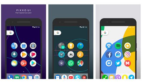 android icon packs icon pack android authority