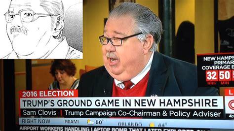 trump advisors and donald trump s advisor looks exactly like a manga