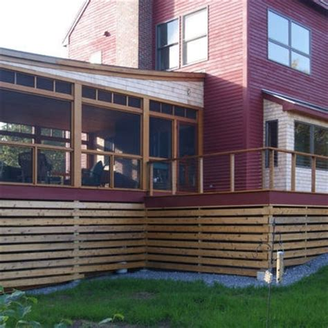 Sunroom Design Software 17 Best Ideas About Deck Skirting On Front
