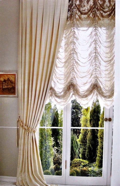 Curtains To Go Decorating Best Modern Sheer Austrian Drapery Decorative Window Curtains