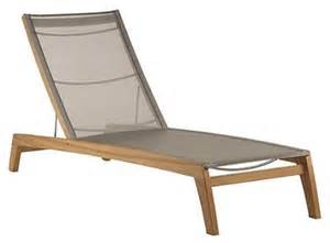 horizon outdoor teak and sling outdoor chaise lounge patio furniture traditional outdoor