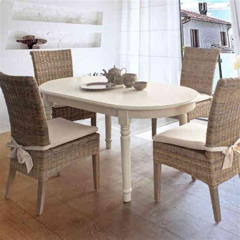 tavoli ovali bianchi tavoli legno provenzali e shabby chic novit 224 etnico