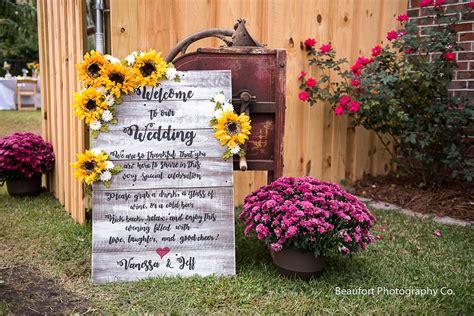 the backyard wedding beaufort backyard wedding beaufort photography company