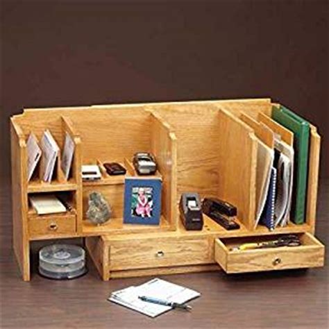Woodworking Project Paper Plan To Build Fits All Desktop Woodworking Plans Desk Organizer