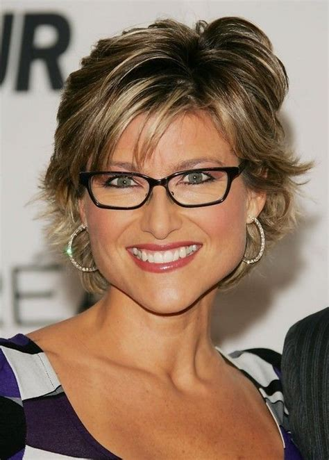 hairstyles for glasses for women in forties short hairstyles for women over 40 short hairstyle