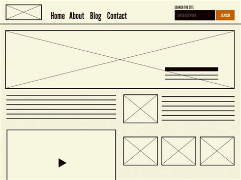 Atomic Design Brad Frost Thinking Web Template
