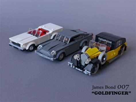 Auto Lego Spiele by James Bond 007 Quot Goldfinger Quot Movie Cars Lego Tv