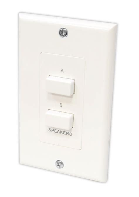 amazoncom pyle  wall speaker selector switch wall