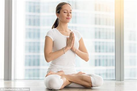 pmt mood swings yoga could ease pmt symptoms says king s college london
