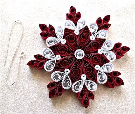 Handmade Paper Ornaments - 17 best ideas about paper quilling on neli