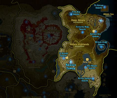 legend of zelda main map the legend of zelda guides