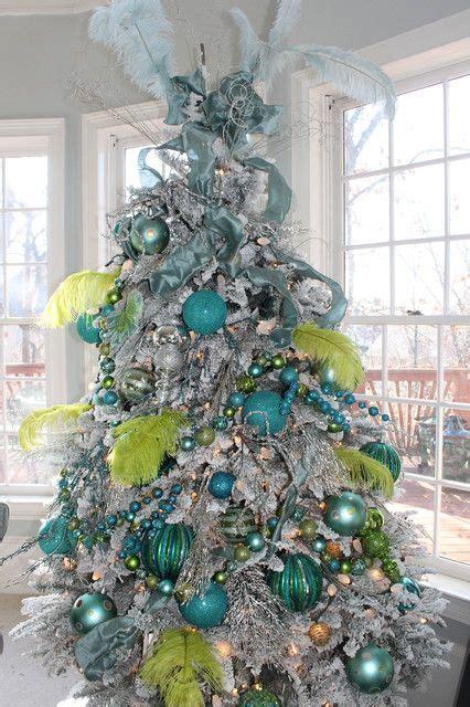 bright tree decorations blue tree ornaments decoist trees