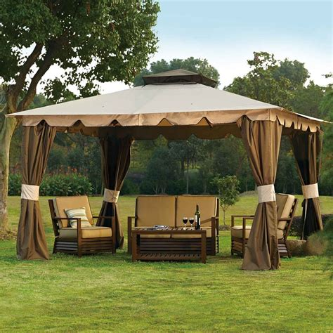 Gazebo For Patio by Gazebo The Garden And Patio Home Guide