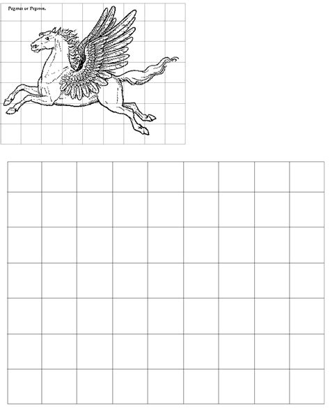 printable graph art free printable grid art worksheets mystery grid drawing