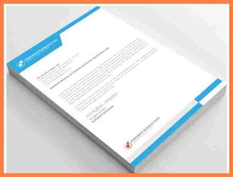 Office Letterhead Template Free by 9 Microsoft Office Letterhead Template Company Letterhead