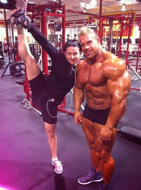 Big Bench Workout by Gym Lovers Gl Big Jay Cutler