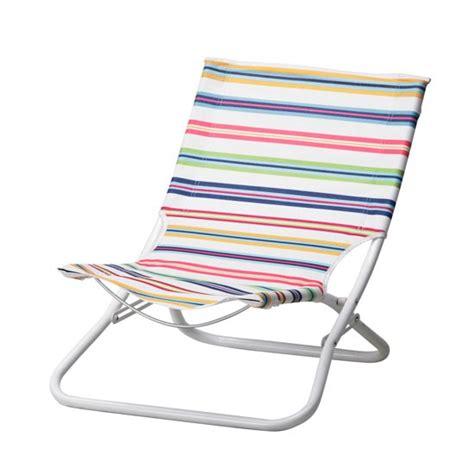 Hamo beach chair from ikea garden furniture foldaway chairs housetohome co uk