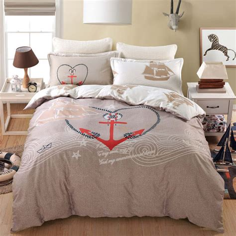 boat bed sets anchor bedding set reviews online shopping anchor