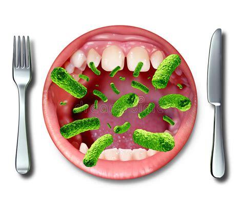 cura intossicazione alimentare malattia di intossicazione alimentare immagini stock