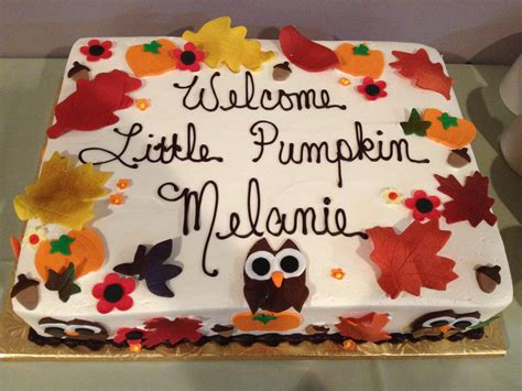 Fall Baby Shower Cake Ideas by Fall Baby Shower Cake Events Fall Baby