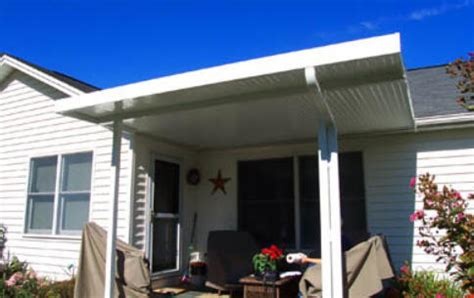 W Pan Aluminum Patio Cover by Patio Covers For Home Binghamton Ny Brent Dyer